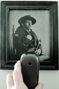 Barry Gay Selfie