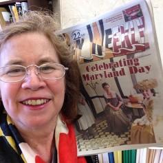 Carol Bay Weekly selfie